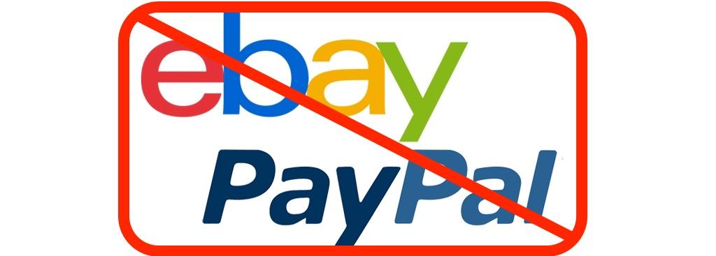 Rob Pickering Goodbye Ebay I Will Sell No More